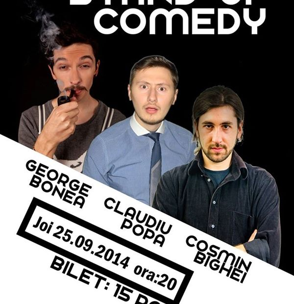 Stand up perioada 22.09-28.09 1