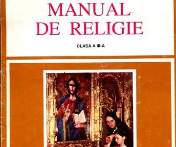 E bine că se va studia Religia doar la cerere? 2
