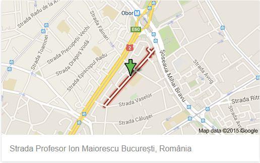 Trei lucruri triste și nu prea pe (lângă) strada Prof. Ion Maiorescu 1