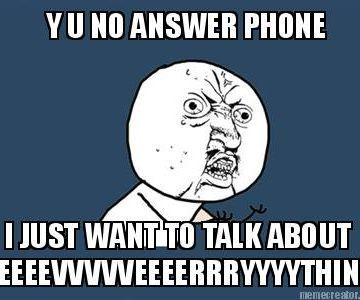 Eu și telefonul 2