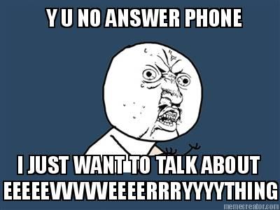 Eu și telefonul 3