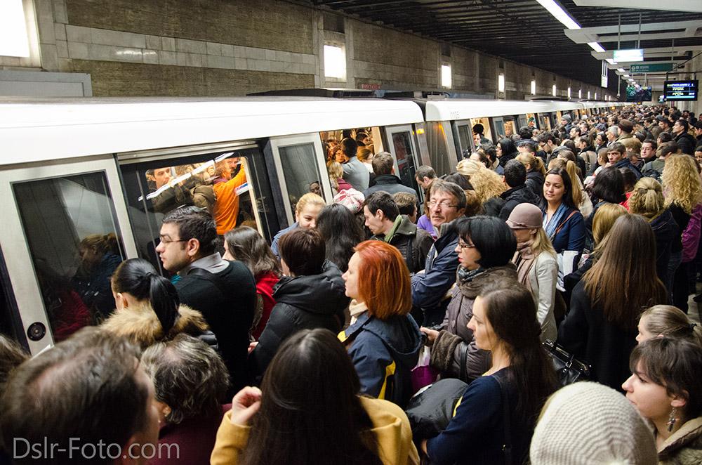 Adevărul nespus despre asiaticul bătut în metroul din București 1