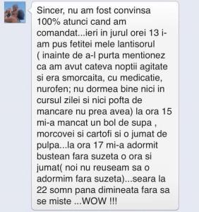 """Sursa: Facebook """"Lantisoare de bebelusi"""""""