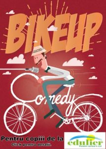 Bike Up Comedy - București @ Bordello - Mulan Ruj | București | Municipiul București | Romania