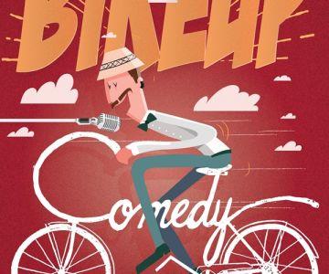 Bike Up Comedy 2016. Pentru copiii de la Edulier 2
