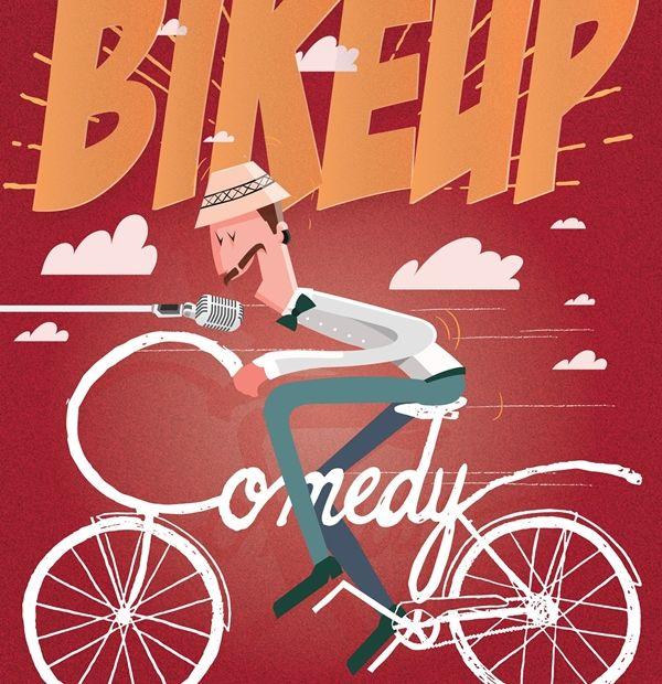 Bike Up Comedy 2016 – Etapa Măgureni 9