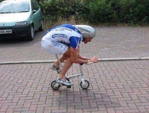 Ciclistul de parc, acest Armstrong multi-testicular 1