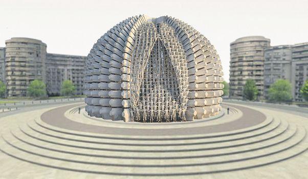 Monument p*zdos pentru 100 de ani de puleală 13