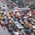 Aglomeratie in trafic
