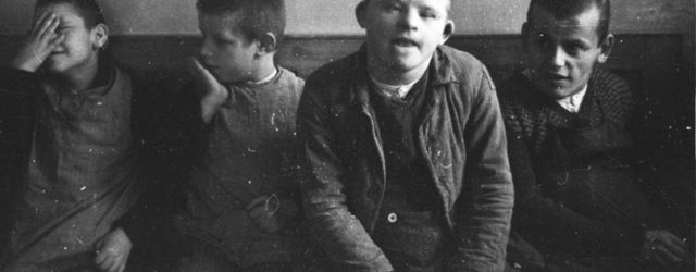 Heilanstalt Schönbrunn bei Dachau. - SS-Foto, 16.02.1934