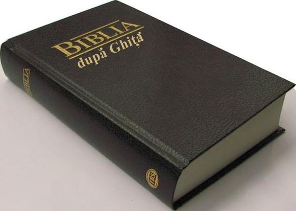 Biblia după Ghiță – Geneza – Cap. 3 1