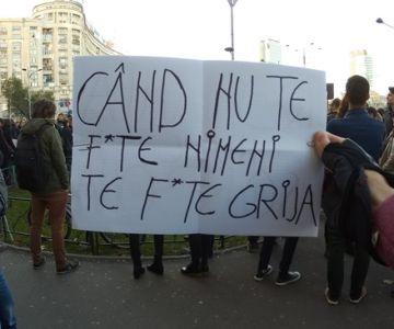 afis de la marșul pro-gay