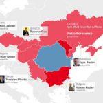 România și vecinii influențați de Rusia