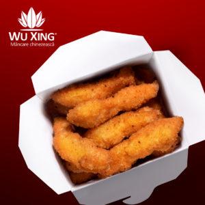 Celebrul Pui Shanghai, mai bun decât Puiul Hong Kong și Puiul Beijing.