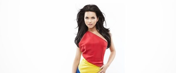 inna invelita in drapelul national