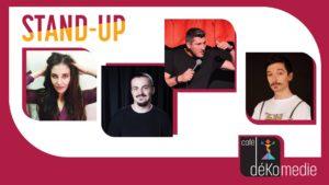 Stand Up Comedy @ București @ Deko | București | Municipiul București | România