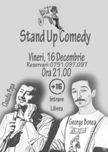 Stand Up Comedy @ Câmpulung Muscel