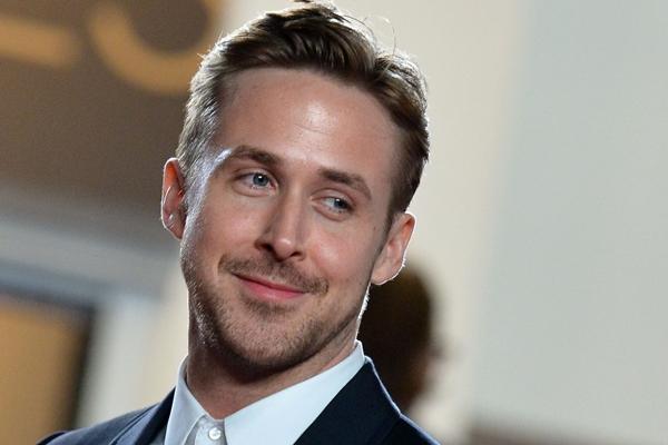 De la restul bărbaților pentru Ryan Gosling 1