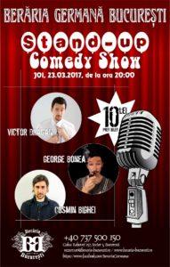 Stand Up Comedy @ București @ Berăria București | București | Municipiul București | România
