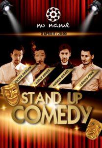 Stand Up Comedy @ Timișoara @ No Name | Timișoara | Județul Timiș | România