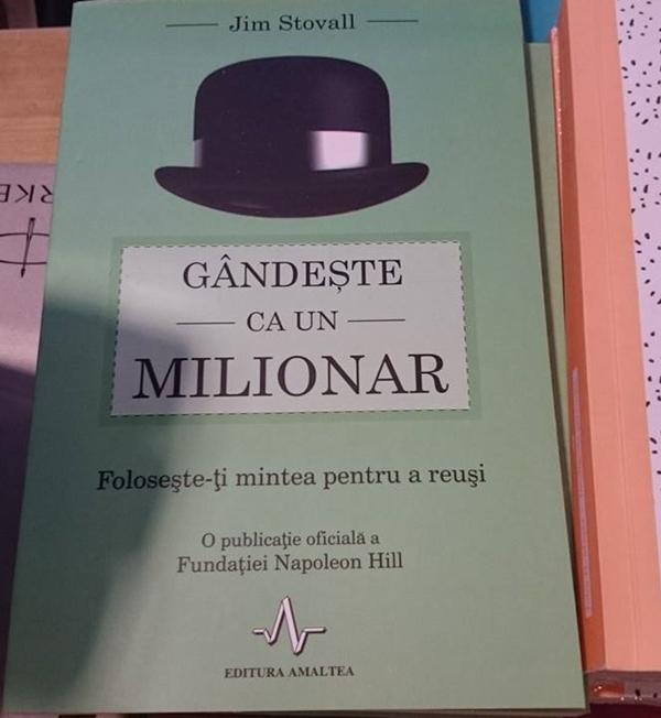 Gândește ca un milionar. Trăiește ca un pielea sulii 1