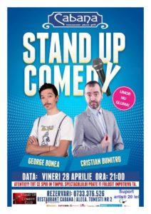 Stand Up Comedy @ București @ La Cabana | București | Municipiul București | România