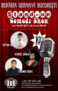Stand Up Comedy @ București @ Berăria Germană | București | Municipiul București | România