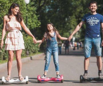E țara plină de handicapați? De ce-s așa mulți pe hoverboard-uri? 5