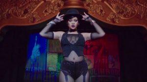 O salată cu Valerian, fizic de manechină și zeamă de Rihanna 2