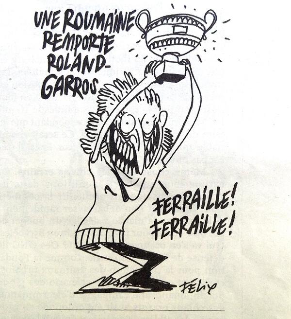 """Este gluma celor de la Charlie Hebdo """"grosolană""""? 3"""