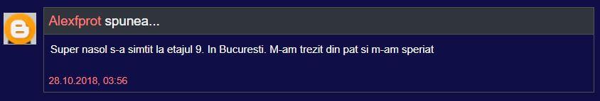 Ce cred românii despre recentul cutremur 3