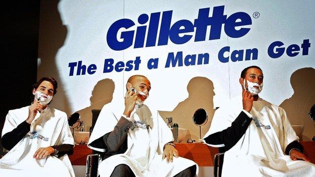 Gillette și bărbierirea masculinității 4