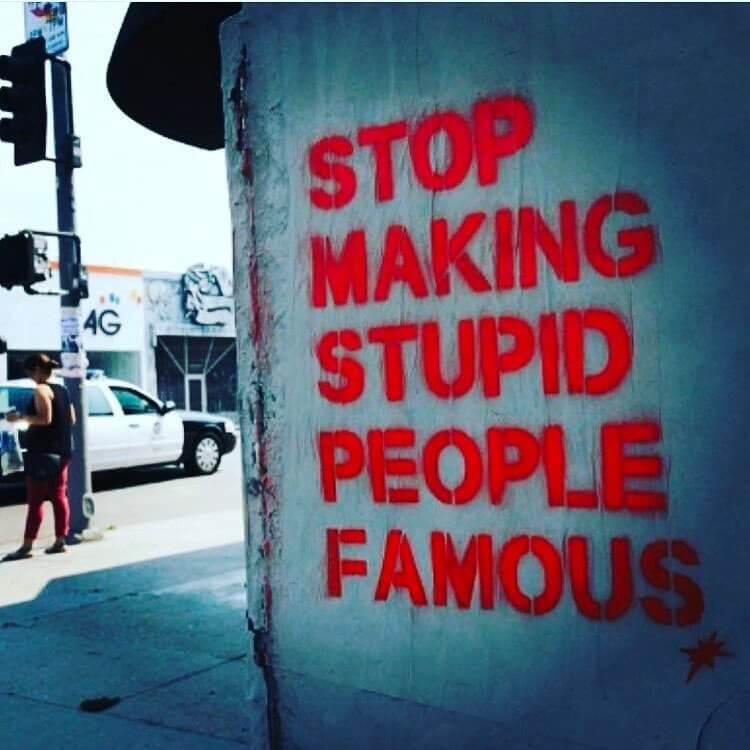 Se poate o lume fără proști faimoși? 5