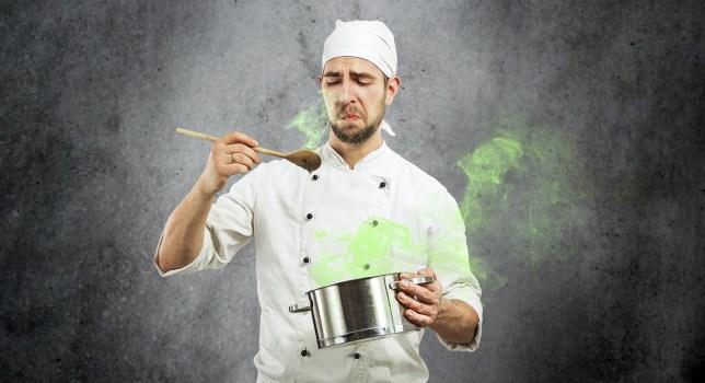 Demonizarea gătitului 2