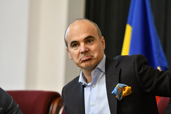 """Rareș Bogdan, zis și """"ceai de bromură"""" 1"""